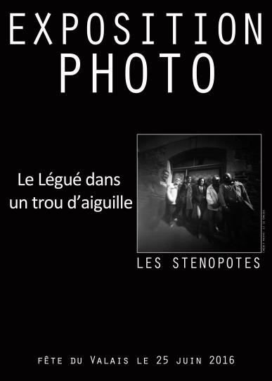 Sténopotes - Exposition de photos sténopés du port du Légué