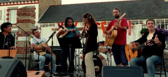 Los Amigos (musique du monde) - Musique péruvienne, celte, grecque, portugaise